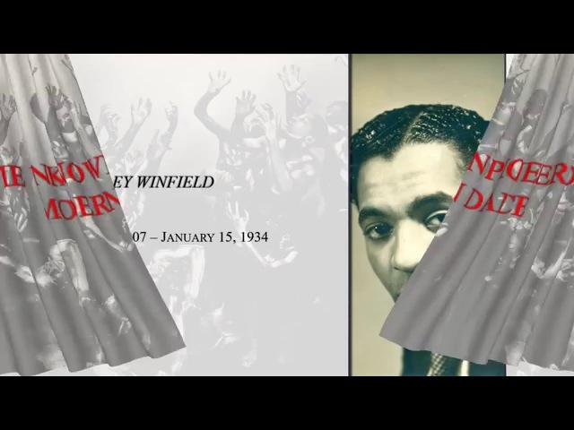 Hemsley Winfield The Unknown Pioneer of Modern Dance