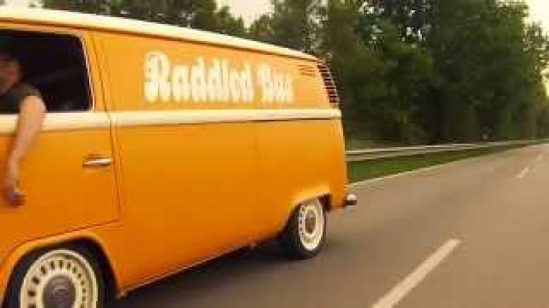 VW T2b Raddled Bus by TB Worxx
