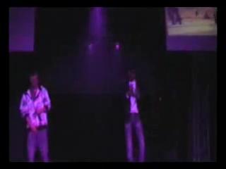 Jarmine  Montana - Me and You(Live,НК Джунгли )