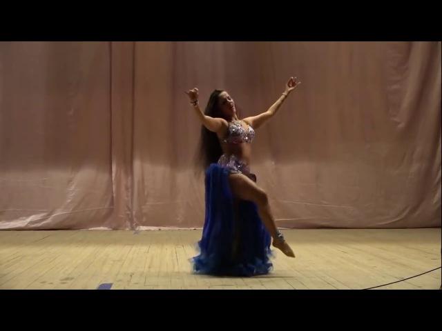 DIANA GNATCHENKO - dram soloDancing Flame by Artem Uzunov gala show of EAST SEASONSOdessa