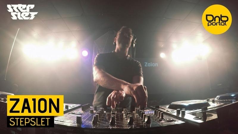 Zaion Stepslet 27 04 2018 Live Brno Cze Faval