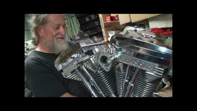 88ci evo 111 assembling a swapmeet special pieced together motor 1984 1999 tatro machine