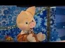 СПОКОЙНОЙ НОЧИ МАЛЫШИ 👧 Ребус от Снегурочки Интересные мультики детям Фик