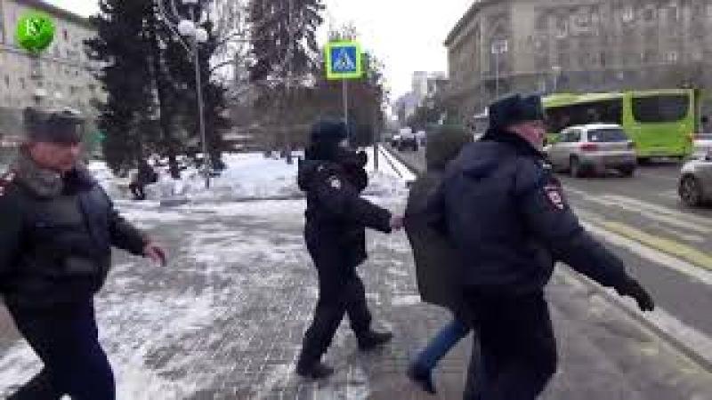 Преследование юриста Владимира Шкатулы