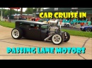 Car Cruise at Passing Lane Motors - Hot Rods and Classic Cars