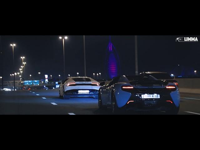 LIMMA Lamborghini Huracán McLaren 650S Spider Dubai