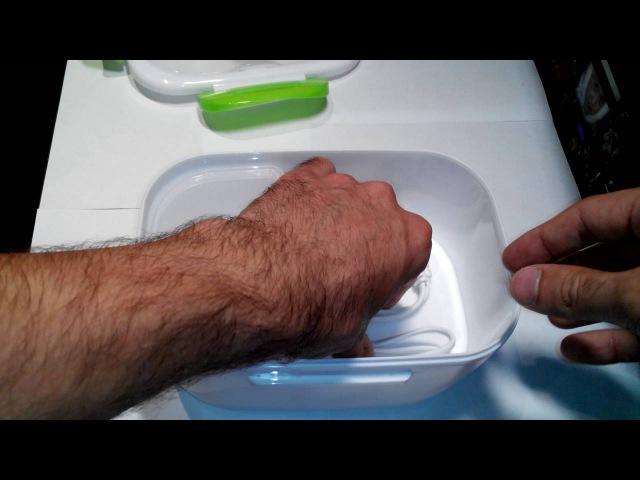 Электрический ланч бокс Electric lunch box aliexspress