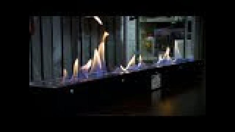 Топливный блок LUX FIRE 900S / Фабрика Lux Fire / Биокамин / Камин