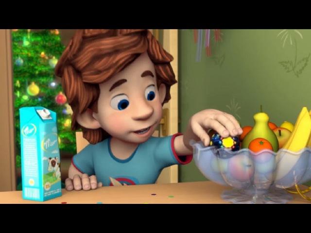 Фиксипелки Шоколадка Шоколад Фиксики Песенки для детей Познавательные мультики Fixiki