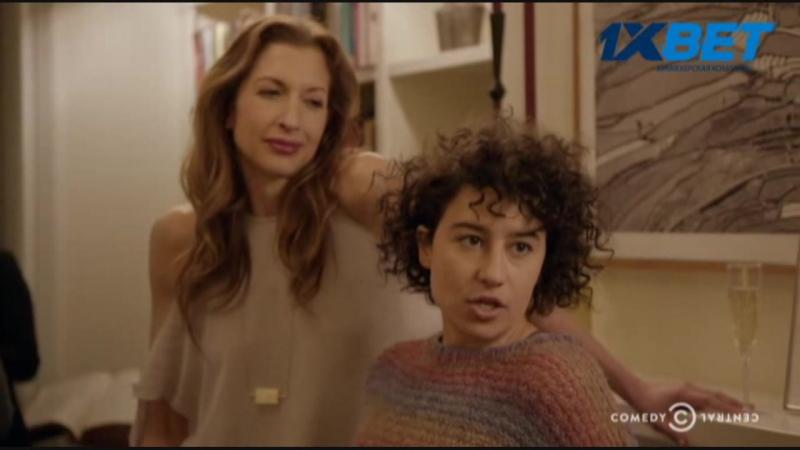 Любвеобильная Ilana Wexler - Брод Сити (Broad City) 4 сезон 4 серия