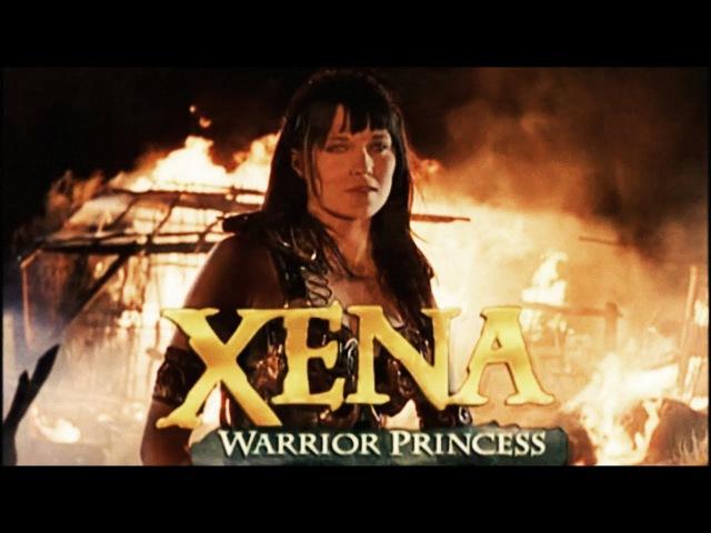 Xena Warrior Princess Opening Credits Rus'SVS