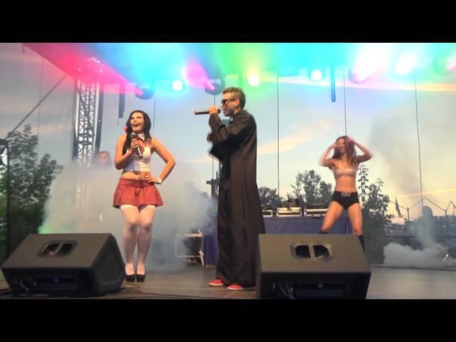 Dance Project - Spowiedź Koncert Szydłowiec 2014