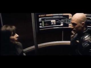 Star trek nemesis | deleted scene | turbolift violation