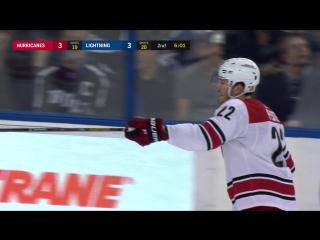 NHL 17/18, RS: Carolina Hurricanes - Tampa Bay Lightning [, FS-Sun]