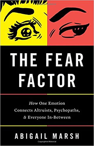 The Fear Factor - Abigail Marsh