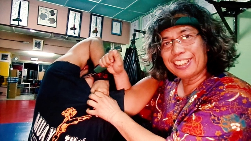 Prof Jak Othman Kuncian Grappling Methods of Silat