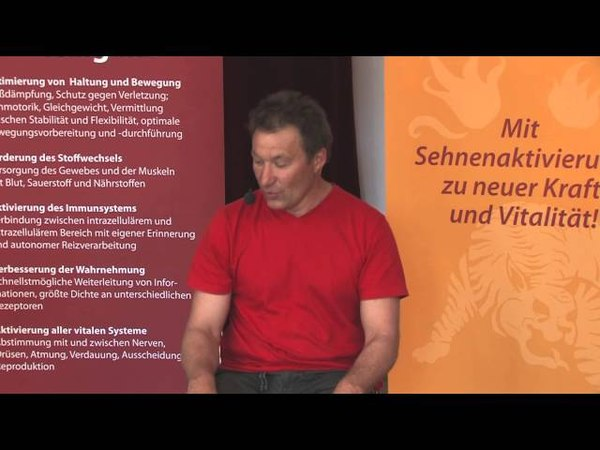 1 2 Harald Xander Von der äußeren zur inneren Bewegung Intendons Faszien Coach 1
