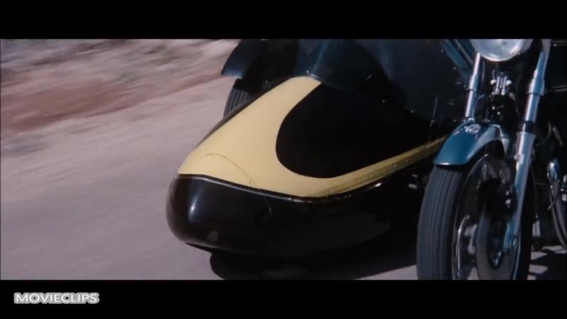 Мотоцикл в фильме Шпион который меня любил The Spy Who Loved Me 1977