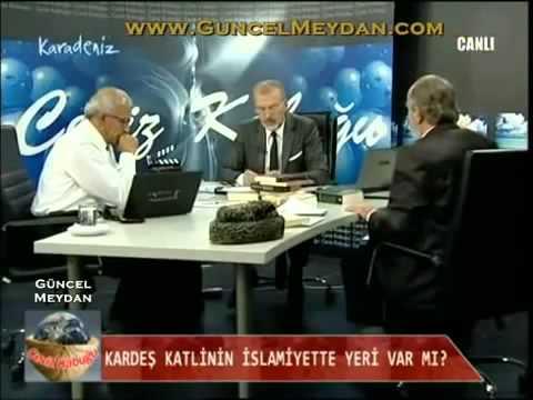 Üstad Kadir Mısıroğlu'na karşı Kemâlist profesör Ahmet Saltık