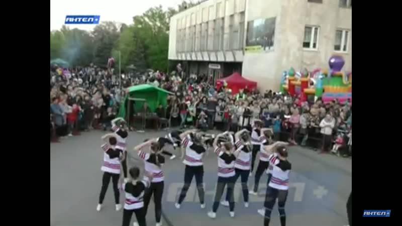 RewarS and Asya Veyron 9 мая день победы Новости Антел плюс