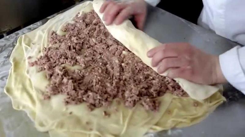 Pierekaczewnik z gotowaną wołowiną instrukcja wykonania