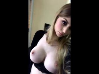 Nadya nabakova топлес