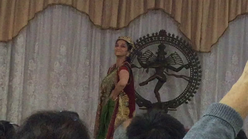 Танец Астхи