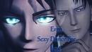 【MMD】Eren Sexy Pole Dance For Levi【WARNING YAOI】