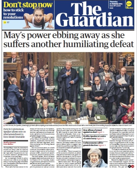 The Guardian  January 10 2019
