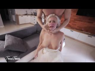 Kate truu on a hardcore casting (amateur, porn, blowjob, blonde, cumshot, facial, pussy, домашнее, порно, минет, кастинг, сперма
