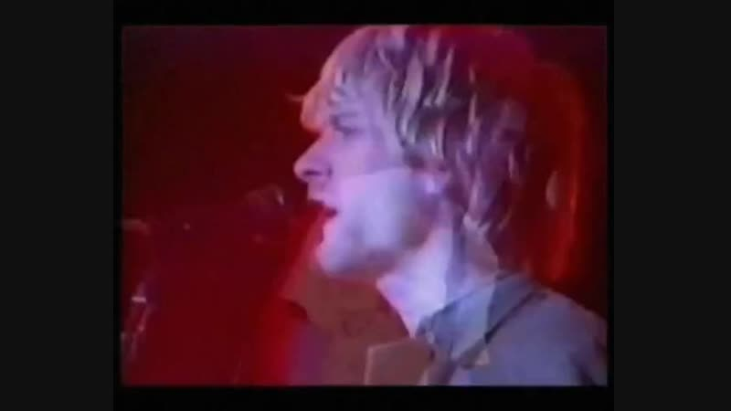 Nirvana Come As You Are 30 10 1992 Estadio Jose Amalfitani Buenos Aires Argentina