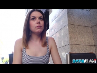 Veronica - stranger sex vid with horny euro babe met online [all sex, hardcore, blowjob, gonzo]