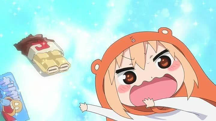 Himouto Umaru chan Двуличная сестрёнка Умару 11 серия