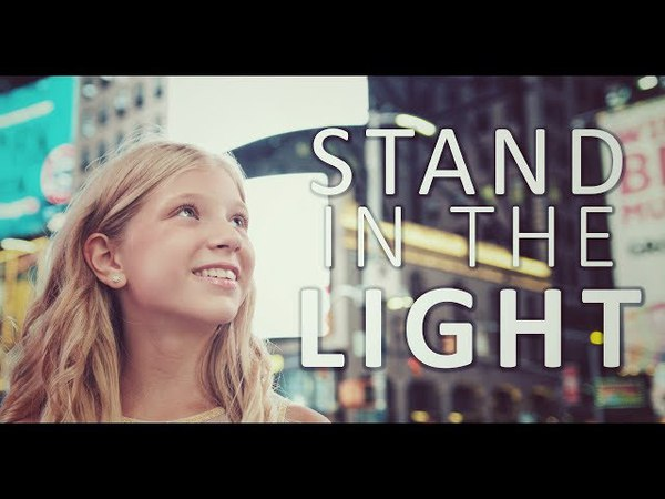 """The Voice- Jordan Smith-""""Stand In The Light"""" -Cover by Lyza Bull of OVCC LightTheWorld"""