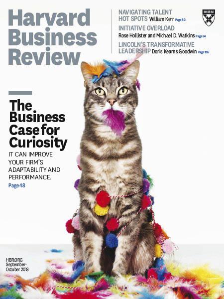 Harvard Business Review 09.10 2018