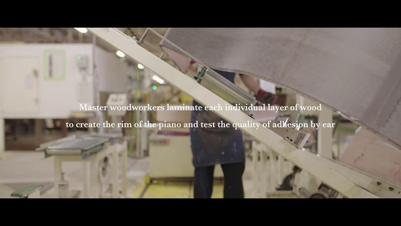 Yamaha Kakegawa Factory 5: Structural Supports