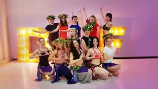 Flashmob PSKOV Ori Tahiti 2019  Tahitian dance in Russia