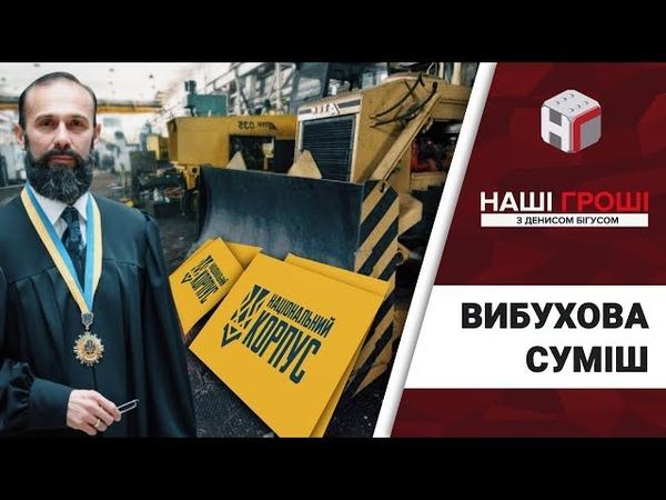 Вибухова суміш суддя, Азов і бізнес під одним дахом Наші гроші №218 (2018.05.21)