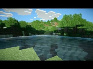 Beautiful Water of Sonic Ether's Unbelievable Shaders v10 - Minecraft