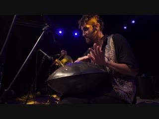 Kabeção feat. patrizio castrovinci romanian medley (live 2018 @ handpan festival, france) yishama pantam & flute