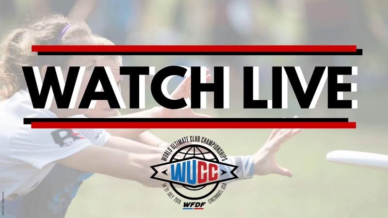 Next Game 9 00 AM EDT WUCC 2018 Doublewide USA vs Colony AUS Men's Semifinal