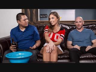 Britney amber (game day dicking / ) [2019 г., athletic, big tits, big tits worship, innie pussy, jean shorts, medium ski