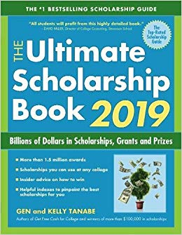 The Ultimate Scholarship Book 2019 by Gen Tanabe