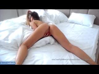 Manyvids – ariannasecret – morning play [solo, masturbation, toys, girl, tits, ass, fingering]