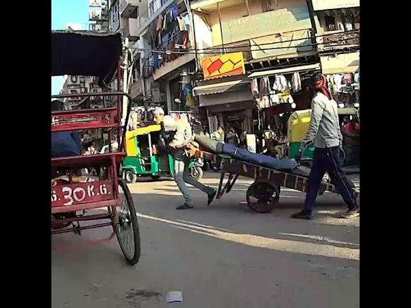 Фрирайд в Индии Гульмарг