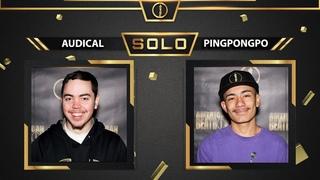 Audical vs PingPong Po   Solo Top 16 Battle   American Beatbox Championships 2018