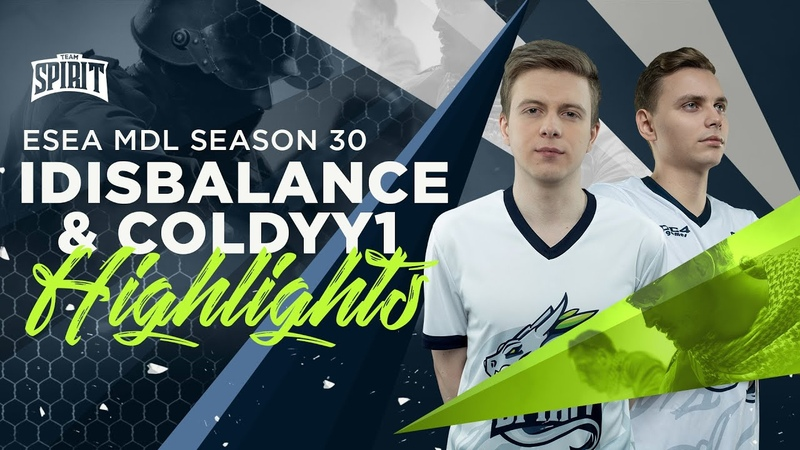 COLDYY1 iDISBALANCE Highlights - ESEA MDL Season 30 Europe