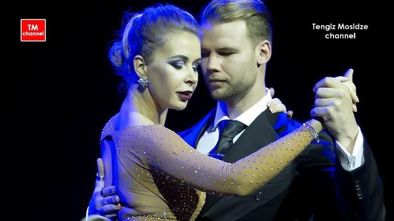 """Tango Cara sucia. Max Izvekov and Katerina Zak with """"Solo Tango Orquesta"""". Танго 2018."""