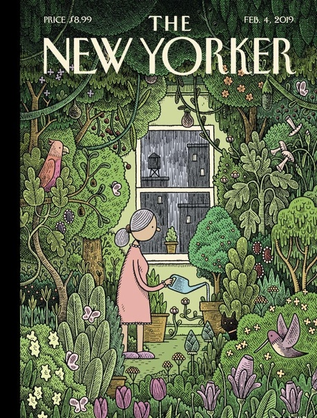 2019-02-04 The New Yorker