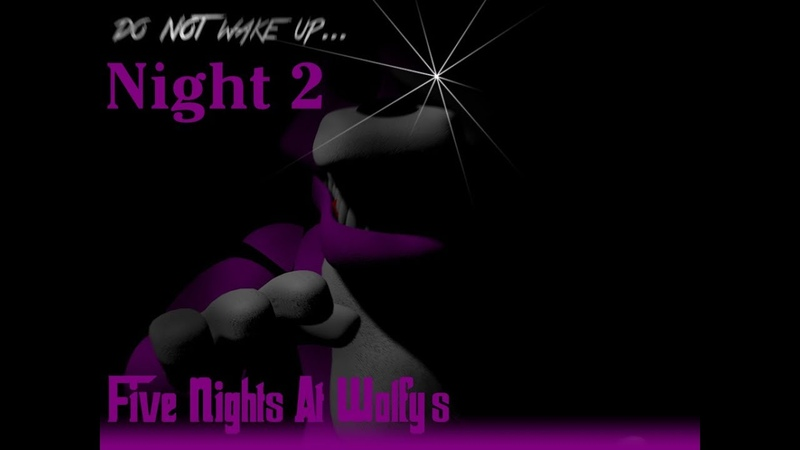 Five Nights At Wolfy's Night 2 They are coming LittleP Anh